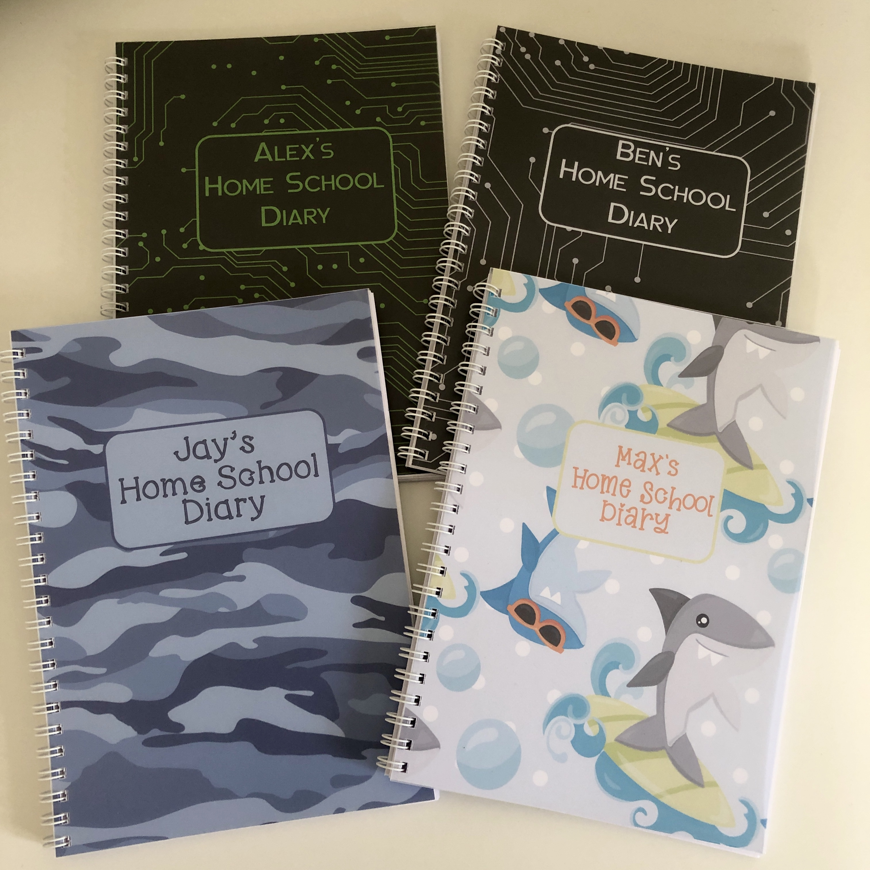 Home Schooling Diary's